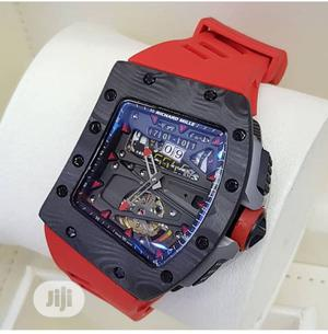 Richard Mille Men Wristwatch Available As Seen Order Yours Now | Watches for sale in Lagos State, Lagos Island (Eko)