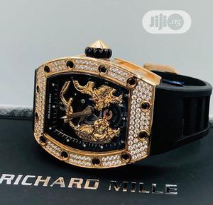 Richard Mille Ice Wristwatch Available as Seen Order Yours Now | Watches for sale in Lagos State, Lagos Island (Eko)