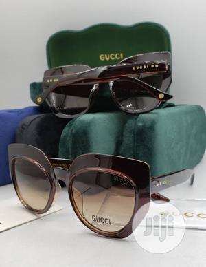 Gucci Brown Sunglass for Women's | Clothing Accessories for sale in Lagos State, Lagos Island (Eko)