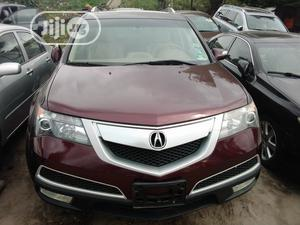 Acura MDX 2011 Red   Cars for sale in Lagos State, Apapa