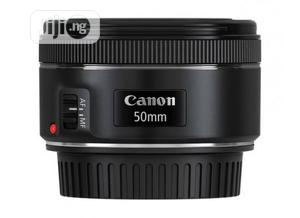 Canon EF 50mm F/1.8 STM Lens (Brand New)   Accessories & Supplies for Electronics for sale in Lagos State, Ikeja