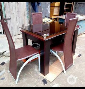 Dinning Table With 4 Chairs   Furniture for sale in Lagos State, Mushin