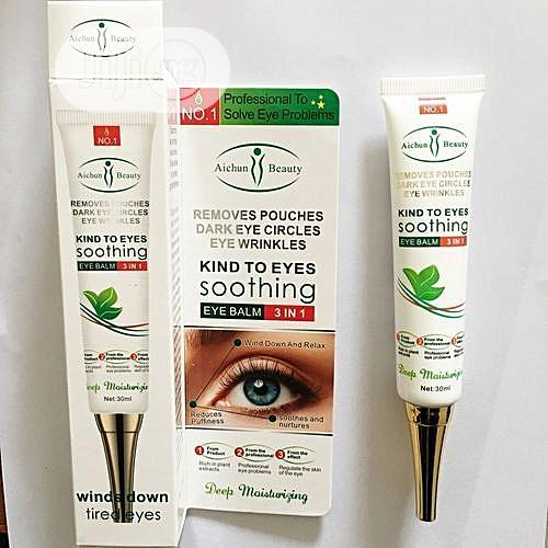 Kind to Eyes Soothing Eye Balm - Removes Pouch Dark Circle Wrinkles