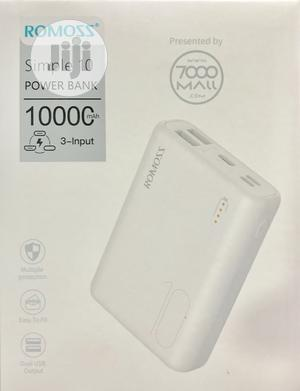 Romoss 10000mah Power Bank   Accessories for Mobile Phones & Tablets for sale in Lagos State, Ikeja