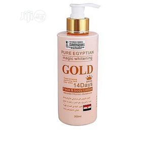 """Pure Egyptian Magic Whitening """"Face Body Lotion"""" 