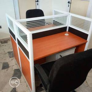 2 Seaters Workstation Table | Furniture for sale in Lagos State, Ikeja