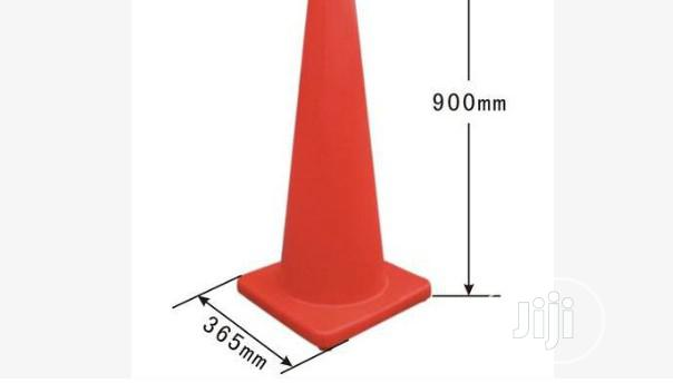 PVC Cone 36 Inches By Hiphen Solutions LTD