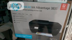 Hp Printer Deskjet Ink Advantage 3835 (All In One)   Printers & Scanners for sale in Lagos State, Ikeja