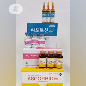 Lipotcin Snow White Drip Glutathione Whitening Injection   Vitamins & Supplements for sale in Lagos State, Amuwo-Odofin