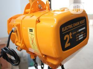 Toho Electric Chain Hoist 2ton | Manufacturing Equipment for sale in Lagos State, Amuwo-Odofin