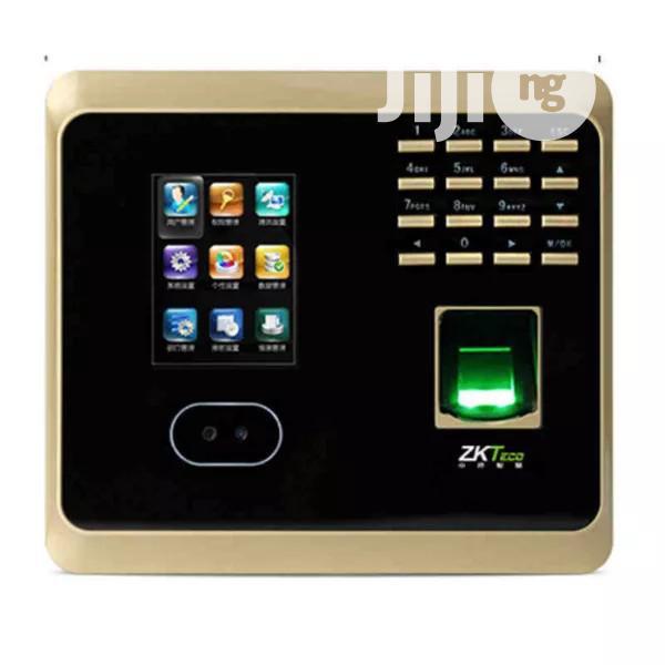 ZKTECO UF100 Facial And Fingerprint Recognition Attendance Machine