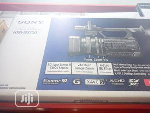 Sony HXR-NX100. Full HD   Photo & Video Cameras for sale in Lagos State, Ojo