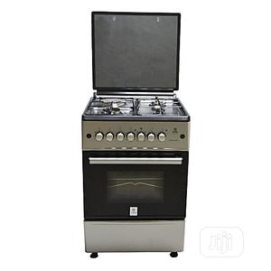 Brand New Maxi 50-50 Gas Cooker 3gas 1electric | Kitchen Appliances for sale in Lagos State, Ojo