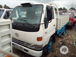 Toyota Dyna 200 White Conversio 1999 | Trucks & Trailers for sale in Lagos State, Apapa