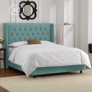 Upholstery Panel Sofa's Frabic Bed Frame | Furniture for sale in Lagos State, Lekki