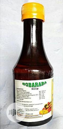 Bobaraba Syrup - Curvy Breast, Hips & Butt Enlargement Multivitamin | Sexual Wellness for sale in Rivers State, Port-Harcourt