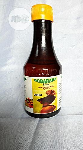 Bobaraba Supplement - Attractive Bust, Hips Butt Enlargement Sirop | Sexual Wellness for sale in Rivers State, Port-Harcourt