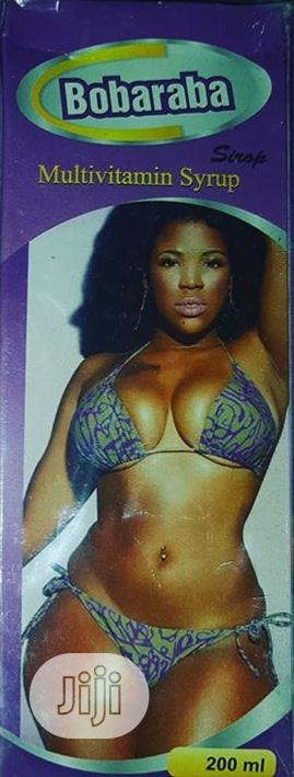 Bobaraba Supplement - Bigger Bust, Thick Hips & Ass Enlargement Syrup | Sexual Wellness for sale in Rivers State, Port-Harcourt