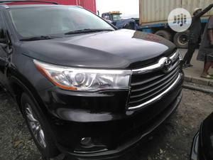 Toyota Highlander 2015 Black   Cars for sale in Lagos State, Apapa