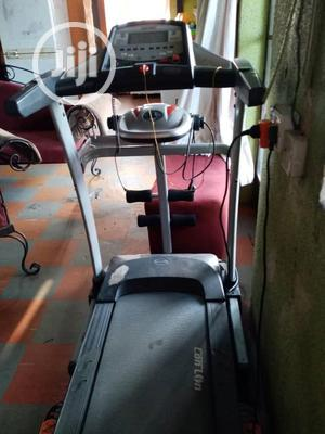 2.5hp Treadmill With Massager | Sports Equipment for sale in Lagos State, Lekki
