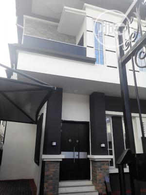 A Beautiful 5 Bedroom Semi Detached Duplex With B/Q For Sale   Houses & Apartments For Sale for sale in Lagos State, Lekki