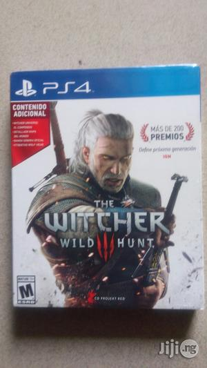 The Witcher Ps4   Video Games for sale in Rivers State, Obio-Akpor