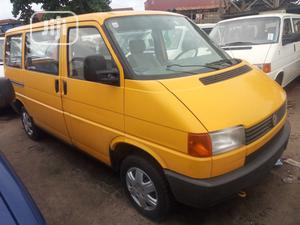Volkswagen Transporter T4 Yellow | Buses & Microbuses for sale in Lagos State, Apapa