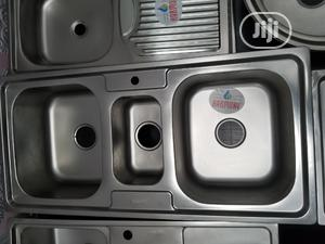 England Standard Master Kitchen Sink Complete.   Restaurant & Catering Equipment for sale in Lagos State, Orile