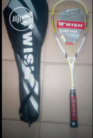 Professional Wish Squash Racket | Sports Equipment for sale in Lagos State, Ikeja
