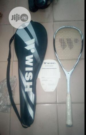 Professional Wish Squash Racket at Chinochris Sports Ltd | Sports Equipment for sale in Lagos State, Ikeja
