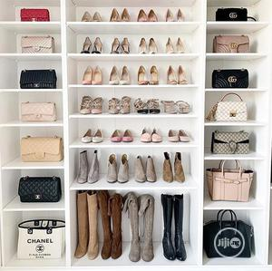 Shoe's Rack With Bag   Furniture for sale in Lagos State, Lekki