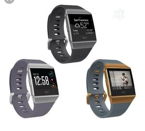 Fitbit Fitness Sports Smart Watch (Ionic) | Smart Watches & Trackers for sale in Lagos State, Ikeja