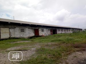 5 Bares Warehouse on 11 Acres of Land at Oshodi Lagos   Commercial Property For Sale for sale in Lagos State, Oshodi