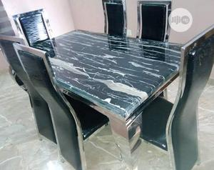 Imported Marble Dining Table | Furniture for sale in Lagos State, Ikoyi