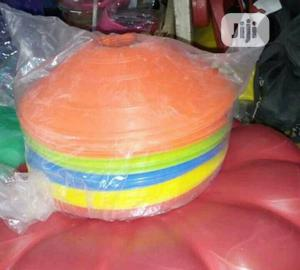Set Of 50 Pieces.. Flat Cone | Sports Equipment for sale in Abuja (FCT) State, Central Business District