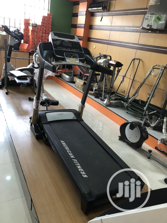 Treadmill 3hp