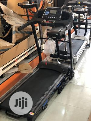 2hp America Fitness Treadmill With Massager | Sports Equipment for sale in Lagos State, Ikeja