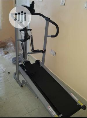Manual Treadmill With Stepper and Twister | Sports Equipment for sale in Lagos State, Lekki