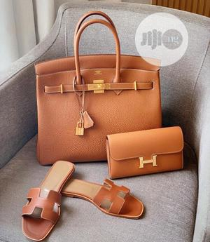 HermèS Females Handbag and Slippers Available as Seen Order Yours Now | Bags for sale in Lagos State, Lagos Island (Eko)