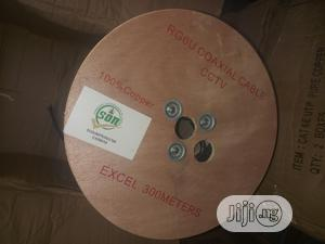 RG6 Coaxial Cable CCTV 300meter Copper | Accessories & Supplies for Electronics for sale in Lagos State, Lagos Island (Eko)