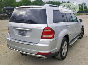 Mercedes-Benz GL Class 2012 Silver | Cars for sale in Lagos State, Surulere