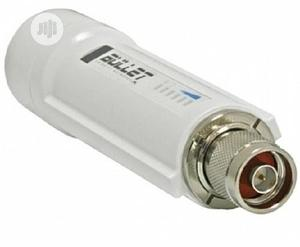 Ubiquiti Bullet M5 HP 5ghz Outdoor Wifi Radio UBNT   Networking Products for sale in Lagos State, Ikeja