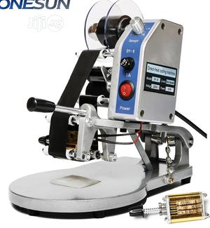 Expiry Date Batch Coding Machine | Manufacturing Equipment for sale in Lagos State, Amuwo-Odofin