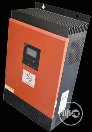 Gennex 3kva/24V Hybrid Inverter   Solar Energy for sale in Lagos State, Victoria Island