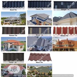 Bond New Zealand Gerard Stone Coated Roof Water Gutter | Building Materials for sale in Lagos State, Ipaja