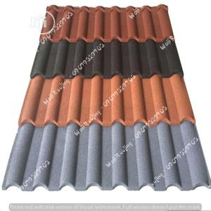 Heritage New Zealand Gerard Stone Coated Roof Water Gutter   Building Materials for sale in Lagos State, Kosofe