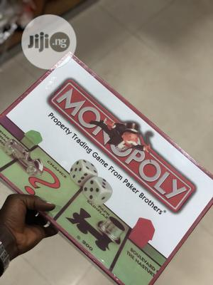 Monopoly Game   Books & Games for sale in Lagos State, Ajah