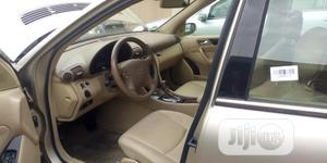 Mercedes-Benz C230 2003 Gold | Cars for sale in Lagos State, Amuwo-Odofin