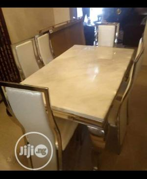 Marble Dining Table   Furniture for sale in Lagos State, Yaba