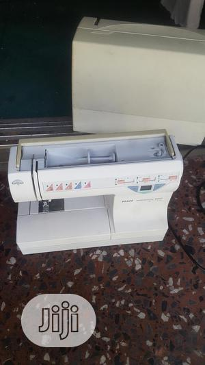 UK Used Sewing Machine Electric With Case | Home Appliances for sale in Lagos State, Ikeja